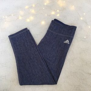🆕Listing- Adidas crop leggings